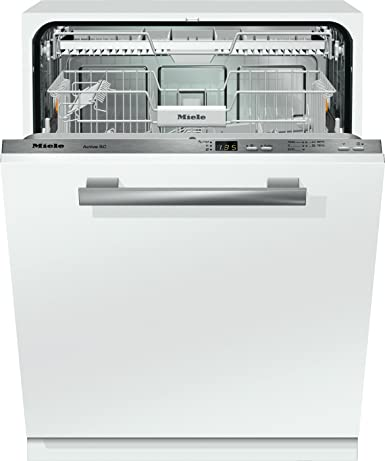 Lavavajillas Miele integración total G 4263 SCVi Active: Amazon ...