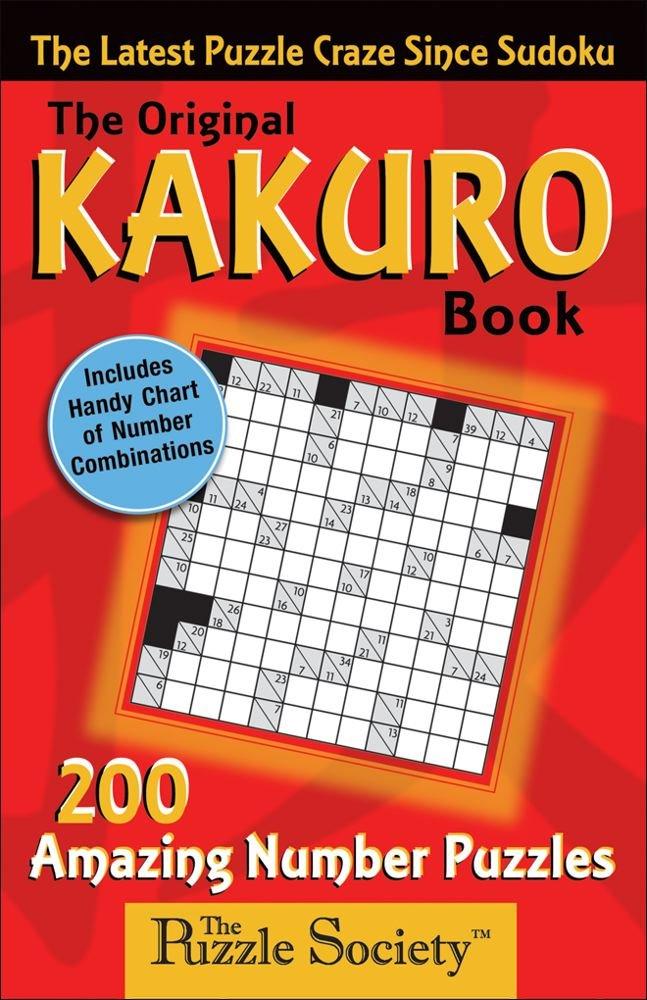 Download The Original Kakuro Book: The Latest Puzzle Craze Since Sudoku pdf epub