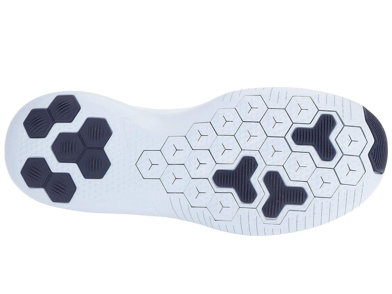 NIKE Women's Free Tr Flyknit 3 Training Shoe B00802K39I 9 M US|College Navy/Blue Tint