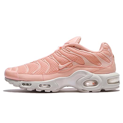 mens nike air max plus br shoe arctic orange