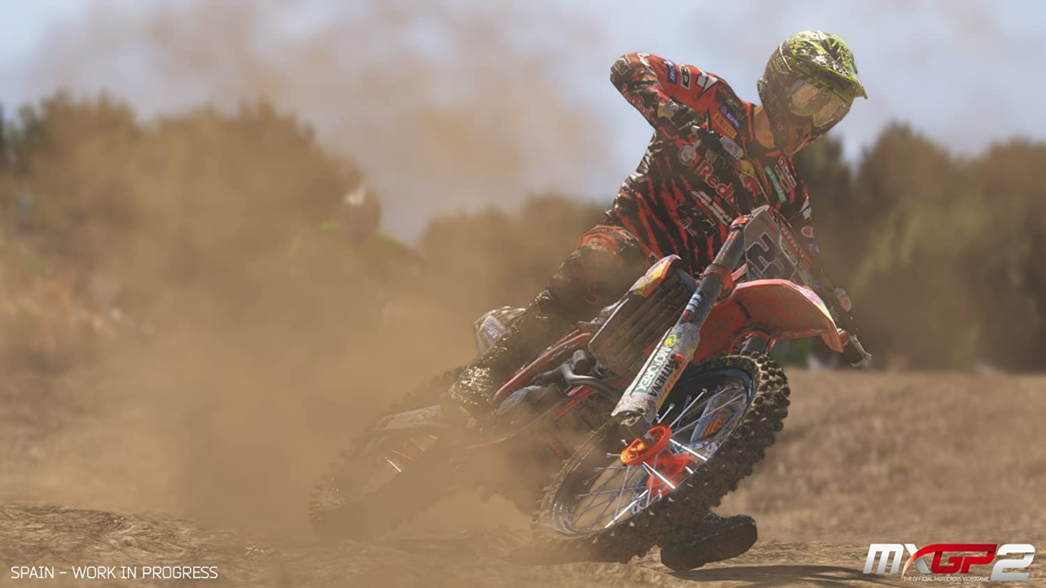 amazon mxgp2 the official motocross videogame ps4 ゲームソフト