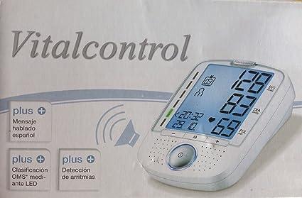 Tensiometro vitalcontrol