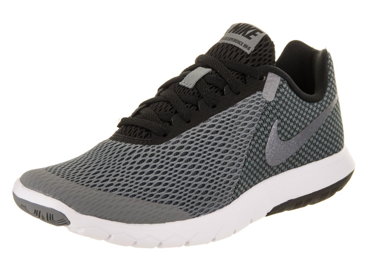 NIKE Women's Flex Experience RN 6 Running Shoe B01MTK1RFG 7.5 B(M) US|Cool Grey/Mtlc Grey/Black/White