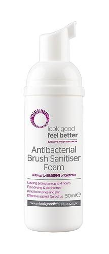 Look Good Feel Better Antibacterial Brush Sanitiser Foam