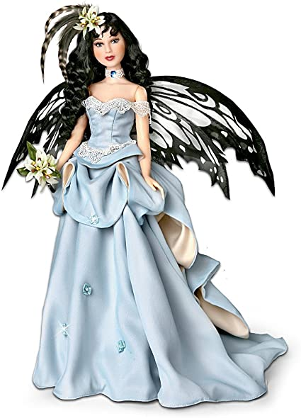 Amazon Com A Moment In Time Bride Doll Inspired By Ashton Drake Toys Games