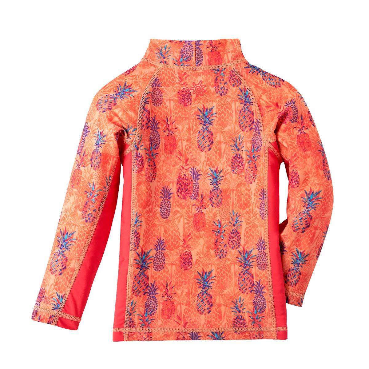 UV SKINZ Girls Panel Sun /& Swim Shirt 020353