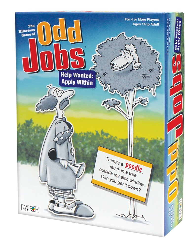 Odd Jobs Patch Products 7452