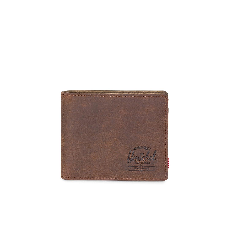 [ハーシェルサプライ] 財布 Hank + Coin 10369-00001-OS B01M10Z1AD Nubuck Leather Nubuck Leather