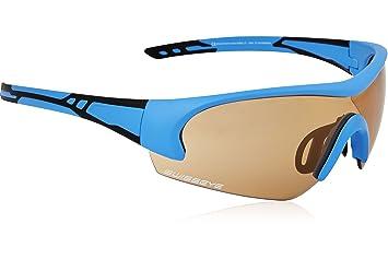 Swiss Eye Sportbrille Move, Blue Matt/Black, 12175