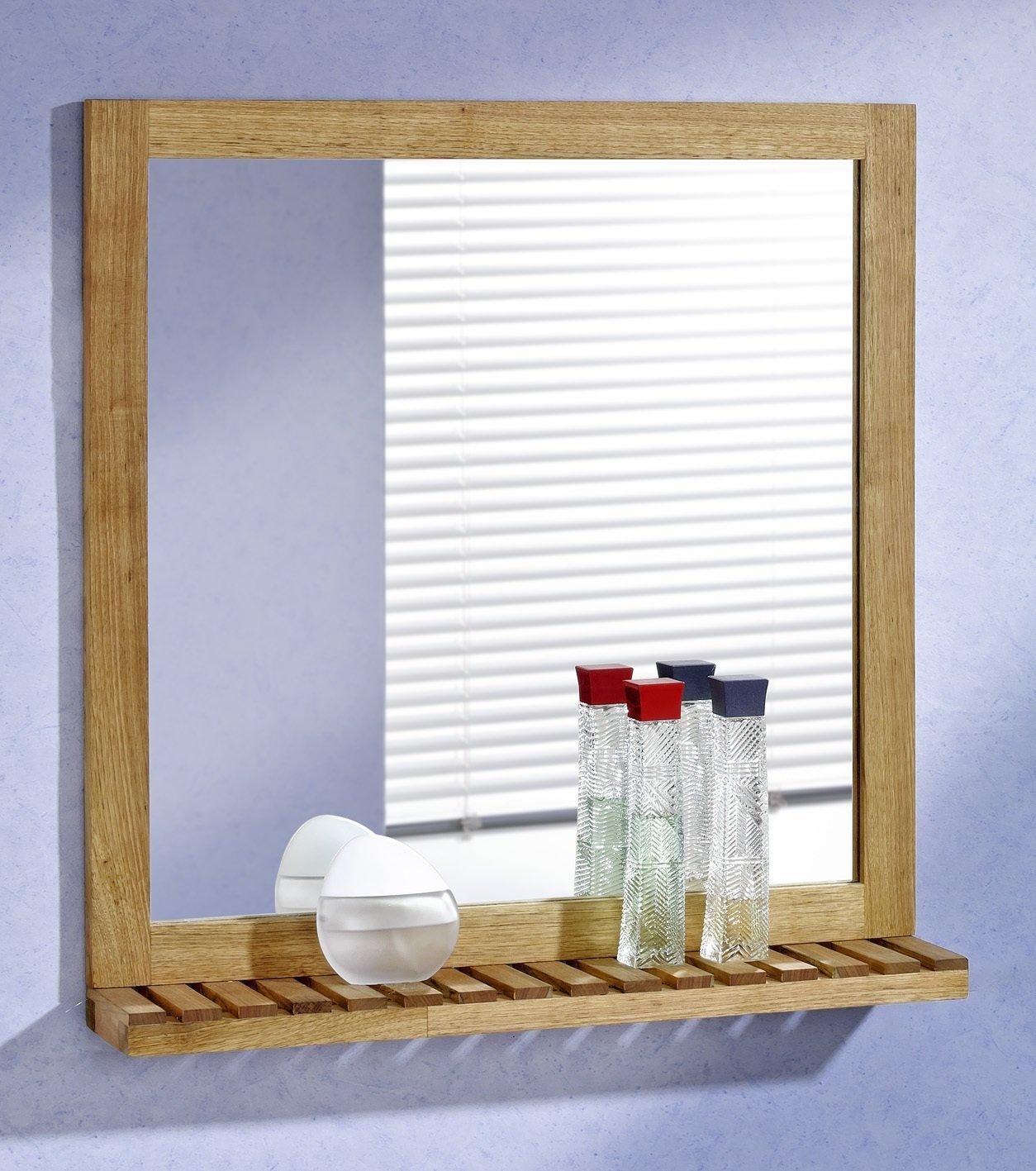 Waschbeckenunterschrank Walnuss Holz Badezimmer Schrank ... Badezimmerschrank Waschbecken