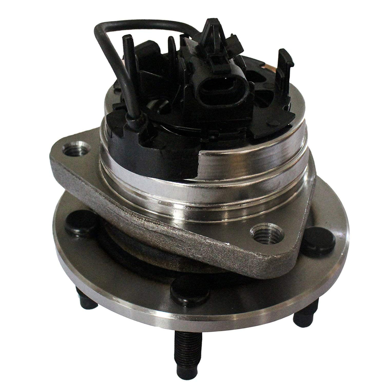 Autoround 513214 Front Wheel Hub and Bearing Assembly