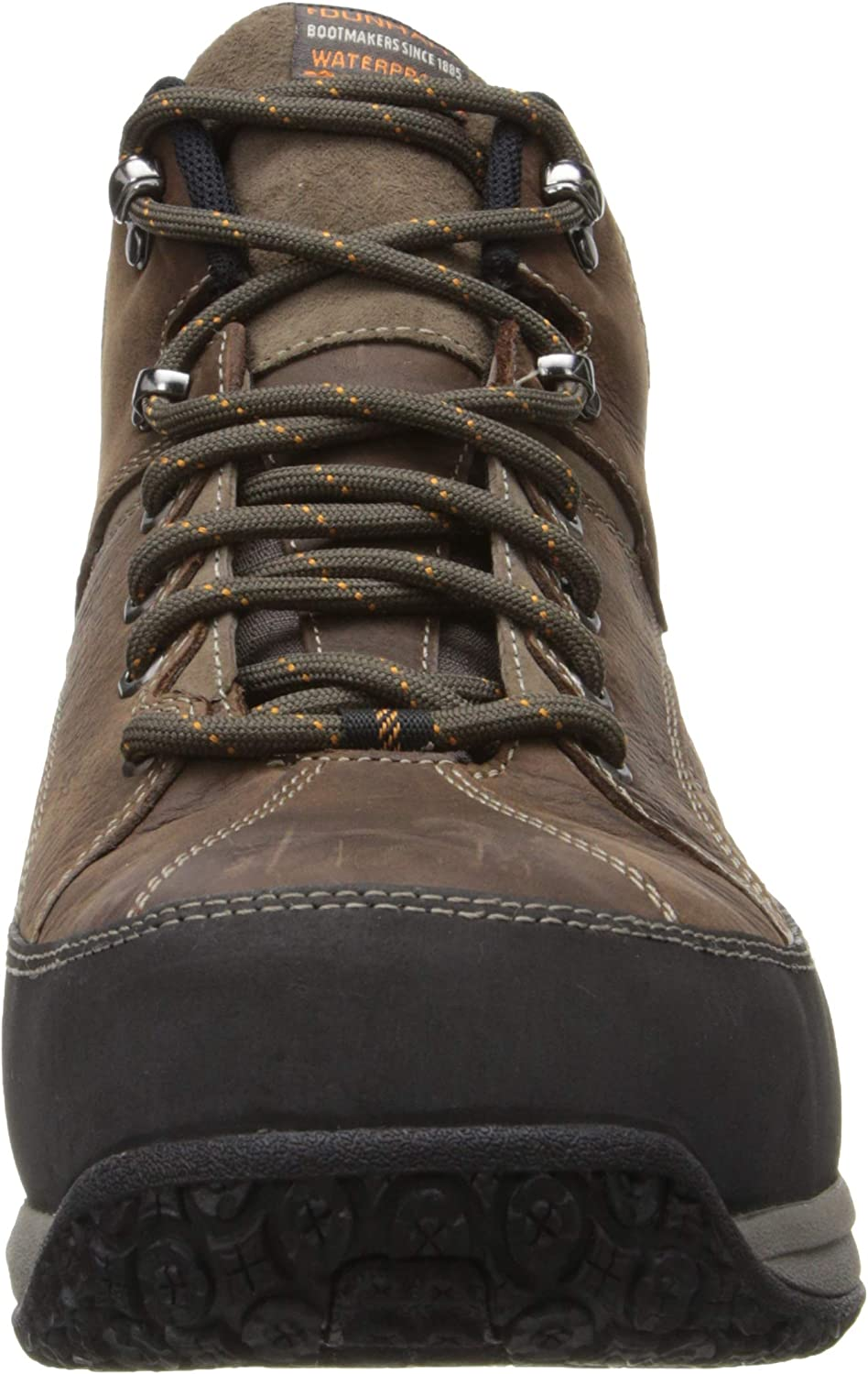 Dunham Mens Lawrence Steel Toe Boot