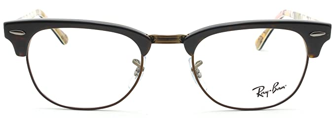 5b66467dab Image Unavailable. Image not available for. Color  Ray-Ban RX5154  Clubmaster Optics Prescription Glasses ...