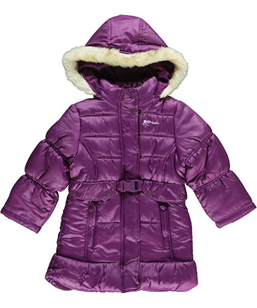 Amazon.com: Osh Kosh B gosh bebé Girls púrpura corte largo ...