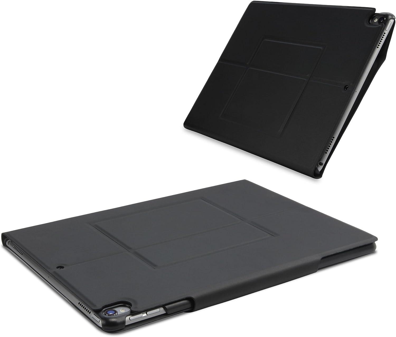 iPad Pro 2017 Keyboard BoxWave Slimline Keyboard Buddy Case for Apple iPad Pro 2017 Jet Black