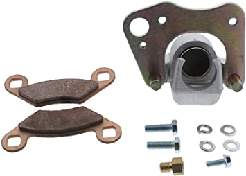 Rear Brake Caliper for Polaris Sportsman 450 2006 with Pads