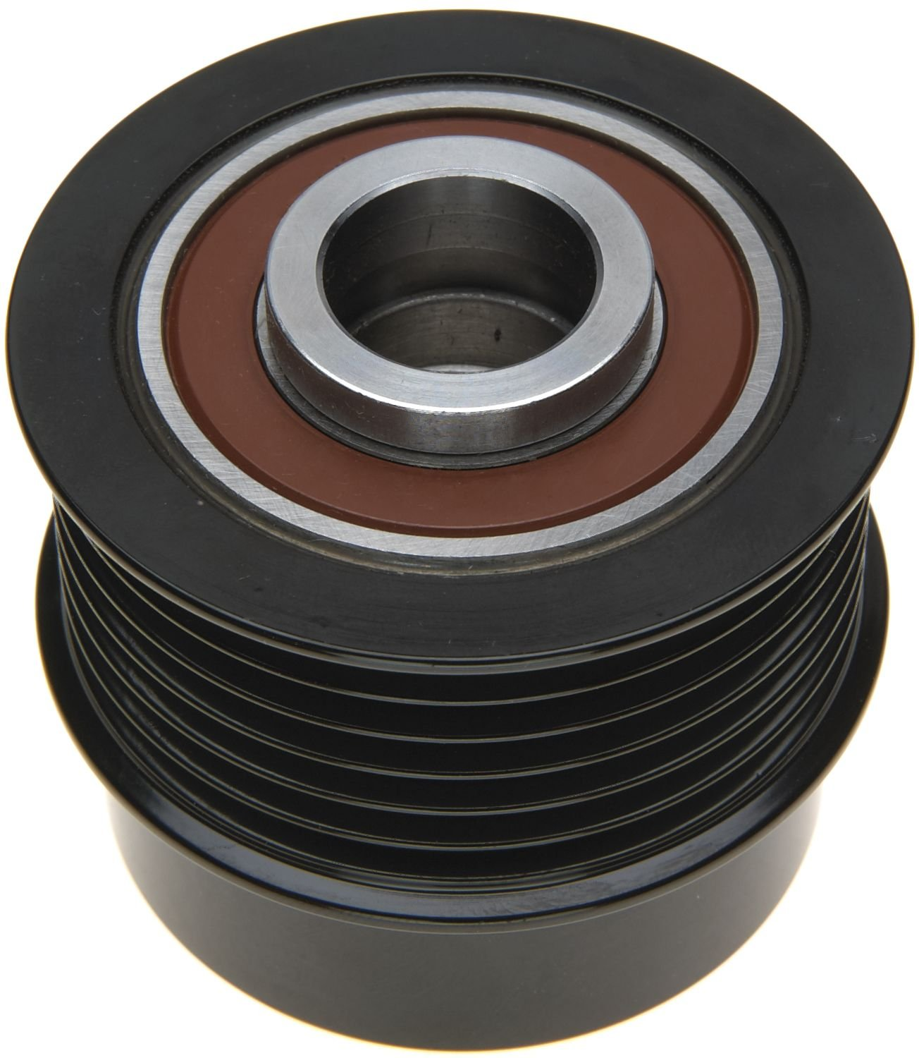 ACDelco 37004P Professional Alternator Decoupler Pulley with Dust Cap 37004P-ACD