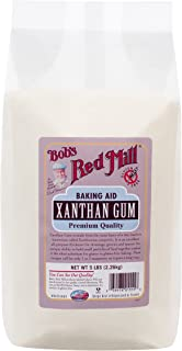 product image for Bob's Red Mill Resealable Gluten Free Xanthan Gum, 5 Pounds