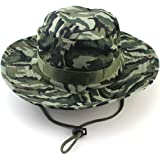 Unimango Outdoors Large Brimmed Fishing Hats SUN UV Protection Quick Drying Bucket Hat Beanie Cap for Hiking Camping Traveling