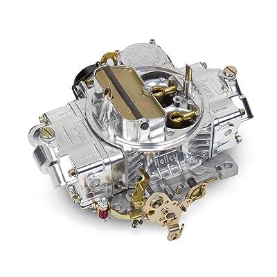 Holley 0-80508SA Polished Aluminum Universal Street/Strip Carburetor: Automotive [5Bkhe1008651]