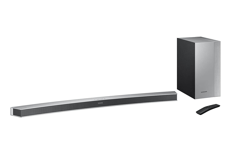 Samsung HW-M4501/ZF: esempio di soundbar curva
