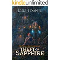 The Horrendous Imaginings Book 1: Theft of Sapphire