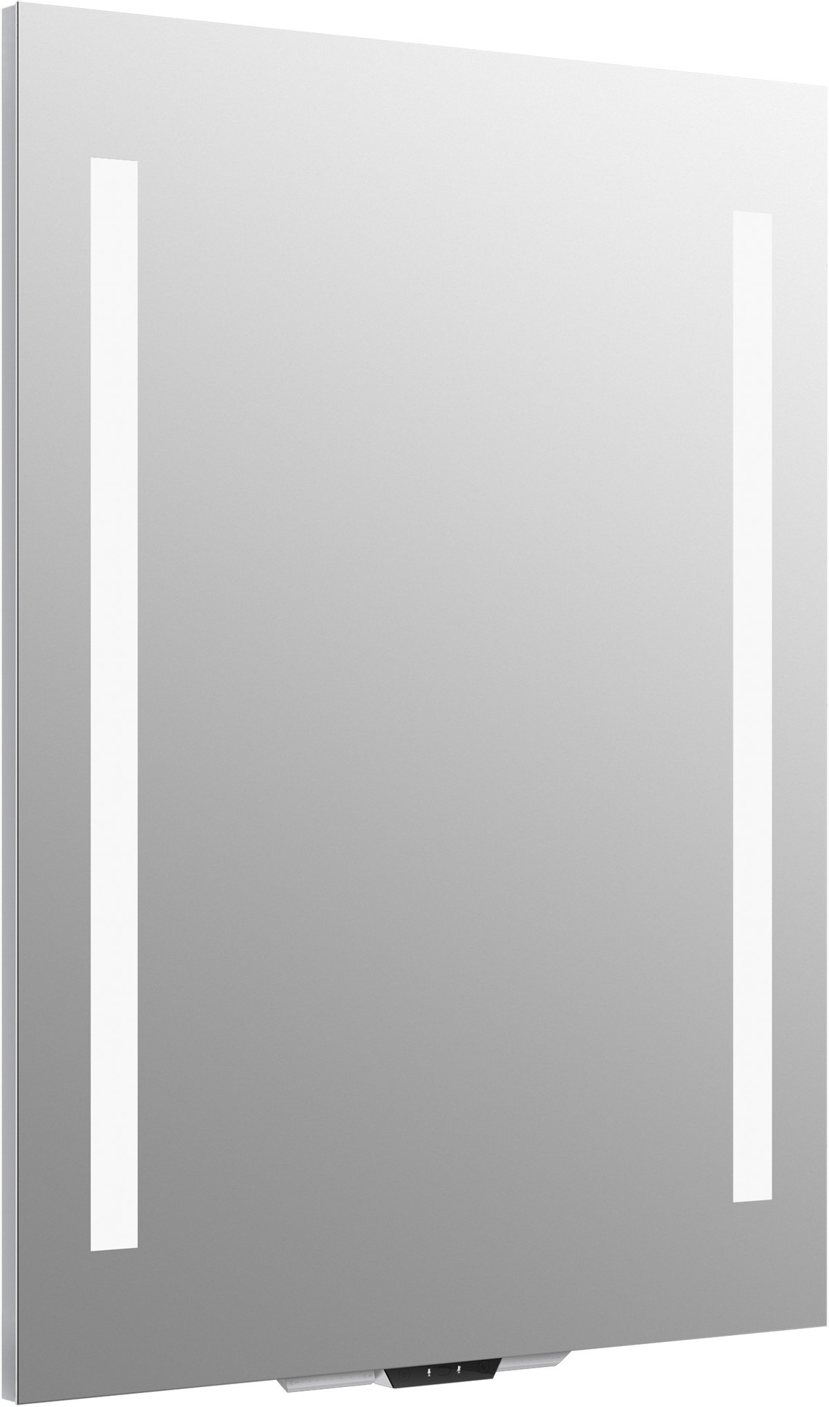 KOHLER 99571-VLAN-NA Verdera Voice 24 in. x 33 in. Lighted Mirror- Works with Alexa