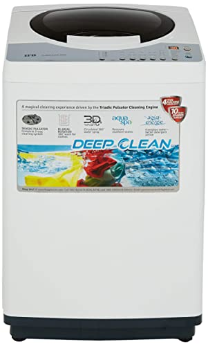 IFB 6.5 kg Fully Automatic Top Loading Washing Machine  TL RDW 6.5kg Aqua, Ivory White, Aqua Energie water softener