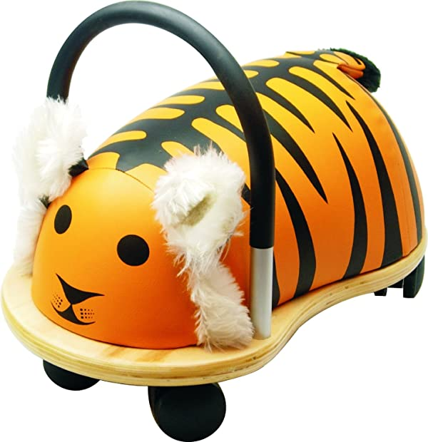 Prince Lionheart Wheely Bug, Tiger, Small (Color: Tiger, Tamaño: Small)