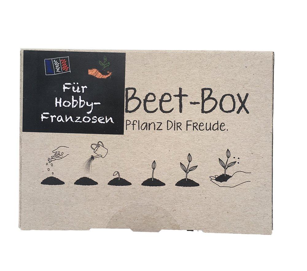 Beet-Box 'Für Hobby-Franzosen' | Samen-Set von Samen Maier
