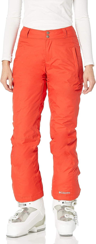 Pantalones Termicos Mujer Columbia Off 73