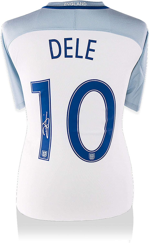 Dele Ali Hand Spurs Signed Football Shirt