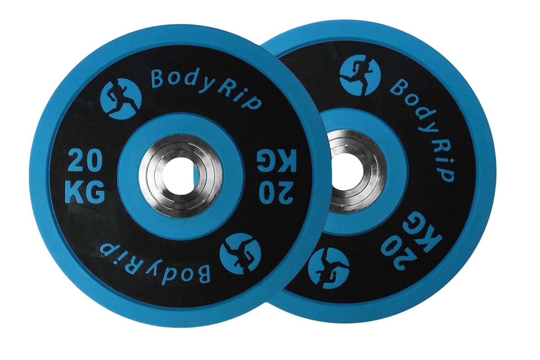 BodyRip Elite Competition Bumper Gewicht