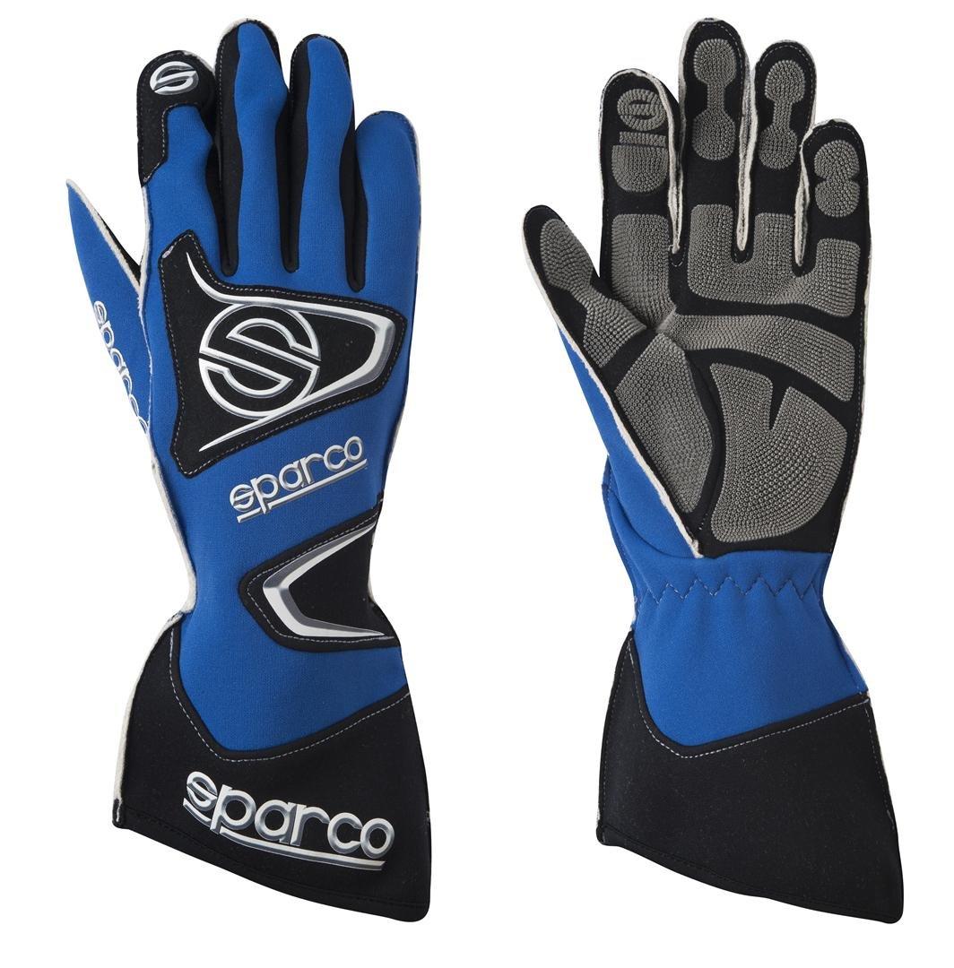 Sparco 0025607AZ Tide Handschuhe, Blau