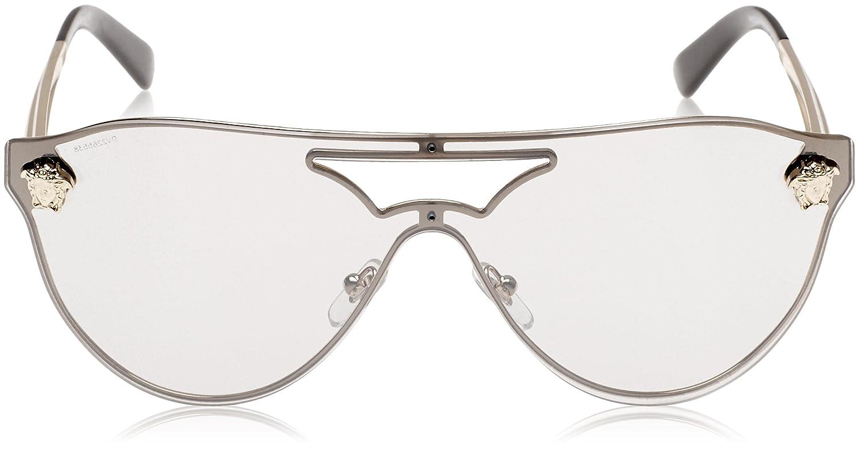 Amazon.com: Lentes de sol Versace VE2161, Dorado: Versace ...