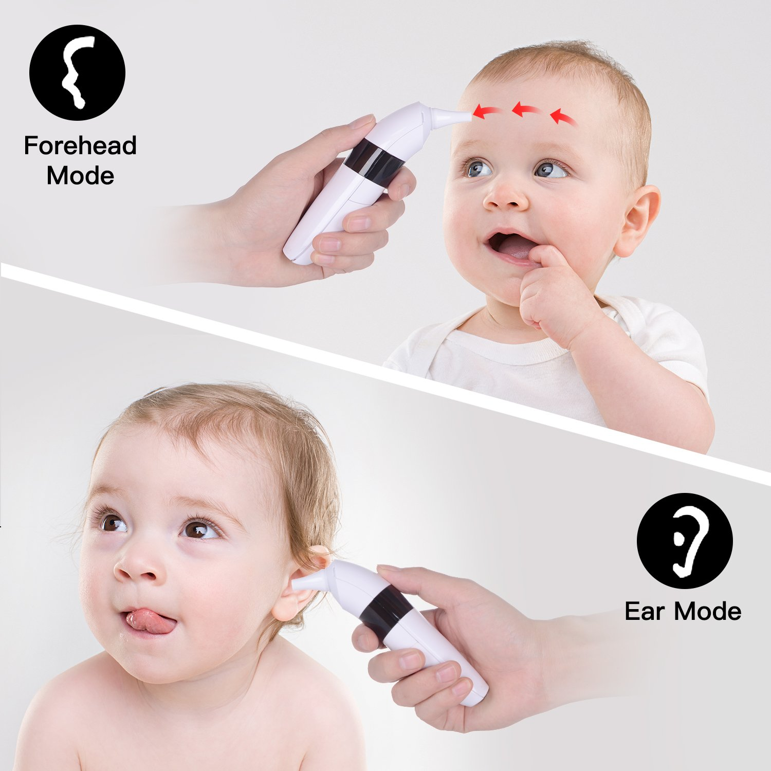Thermometers Baby Digital Medical Basal Thermometer with