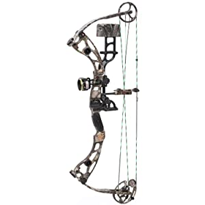 Martin Pantera Magnum Right Hand Bow Package, 70-Pound, Vista Camouflage