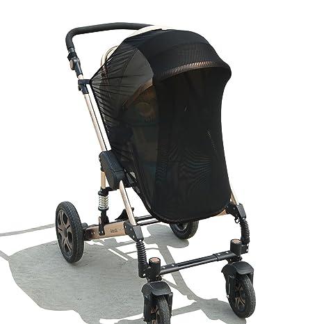Parasol de Bebés, universal parasol & mosquitera para Cochecitos/Silla de Paseo de Bebé
