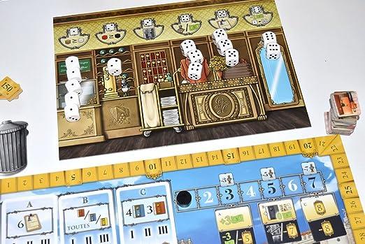 Funforge – Gran Austria Hotel, gahfr01, 0: Amazon.es: Juguetes y juegos