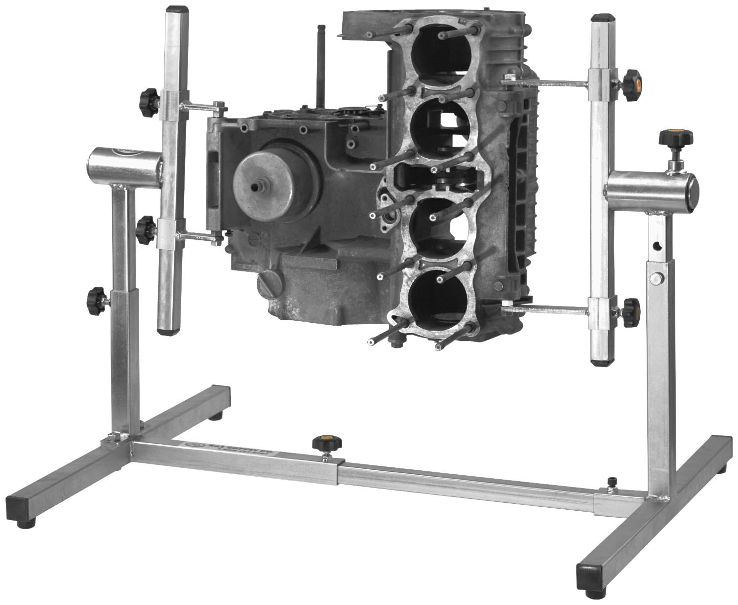 K&L Supply MC25 Metric Engine Stand 37-9352 by K&L Supply