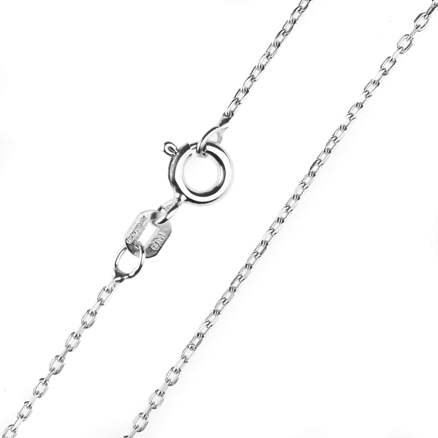 Sterling Silver Cable Chain 20
