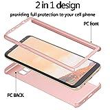 Galaxy S8 Plus Case, S8+, GreenElec 360 Degree Full