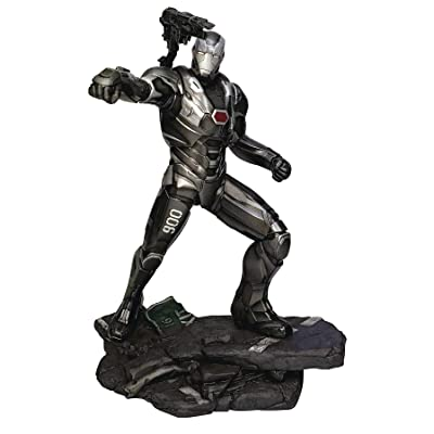 DIAMOND SELECT TOYS Marvel Gallery: Avengers Endgame: War Machine PVC Figure: Toys & Games