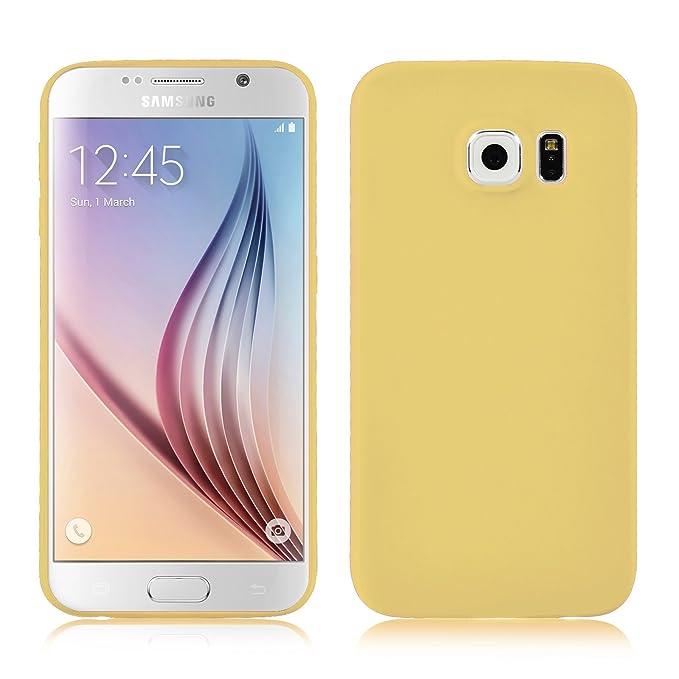 32 opinioni per JAMMYLIZARD Cover Galaxy S6, [Jelly] Custodia Case in Silicone Morbido Ultra