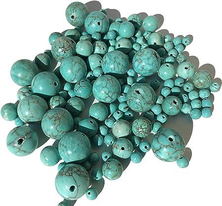Jade Kugeln Perlen türkisfarben türkis 12mm rund Schmuckperlen 1 Strang