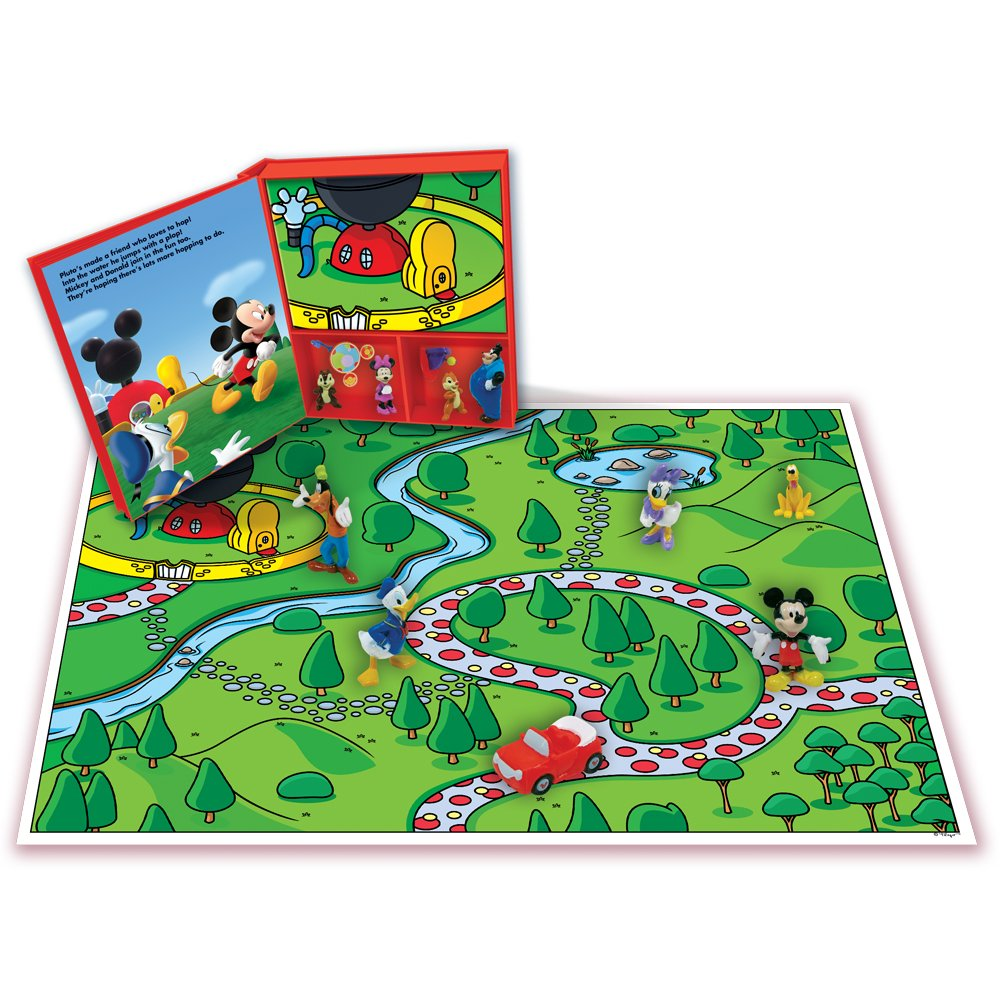 Mickey Mouse Clubhouse: Mouseka Fun! My Busy Books: Phidal ...