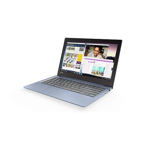 Lenovo 120S 14IAP Ordenador portátil 14 HD Intel Celeron N3350 4 GB RAM 64 GB EMMC Intel HD 500 Windows 10 Home azul Teclado QWERTY Español