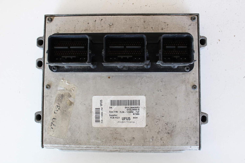 7L3A-12A650-FUF FORD 2008 TRUCK F150 computer module ECM ECU