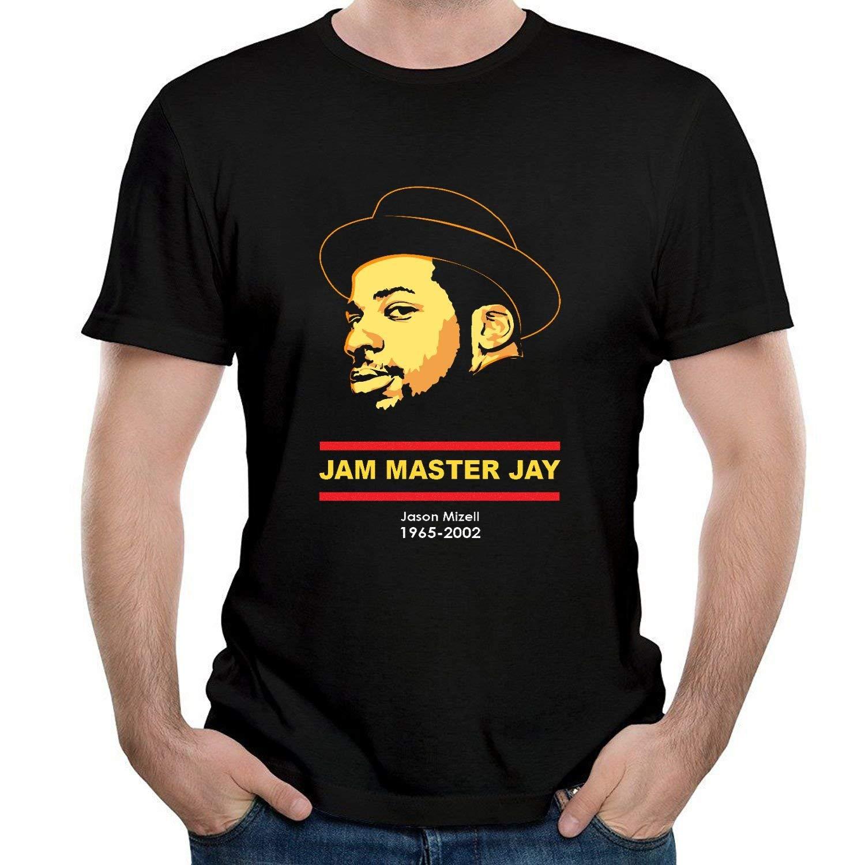 Mens Jam Master Jay Face Classics t Shirts