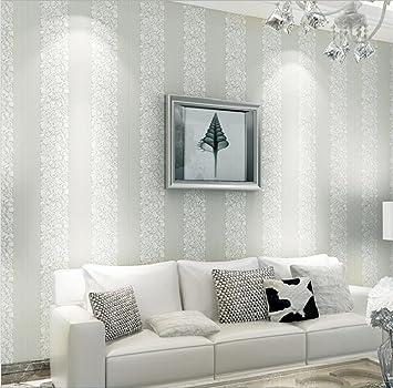 Hm Selbstklebende Tapete Dickere Moderne Art D Einfache Vliespapier Einfarbige Tapete Dekoration Wohnzimmer Restaurant Tv Wand